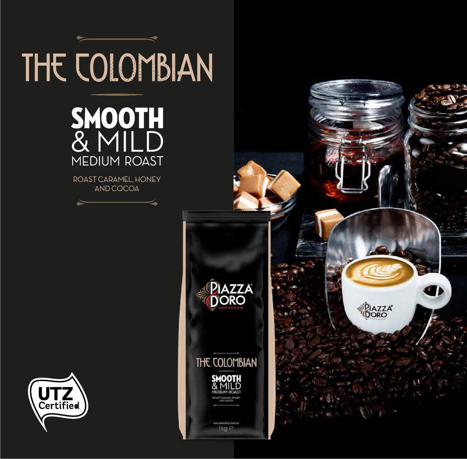 Piazza Doro Coffee Jde Professional
